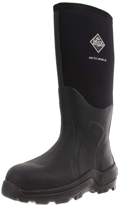 Amazon.com: MuckBoots Arctic Sport Steel Toe Work Boot: Shoes