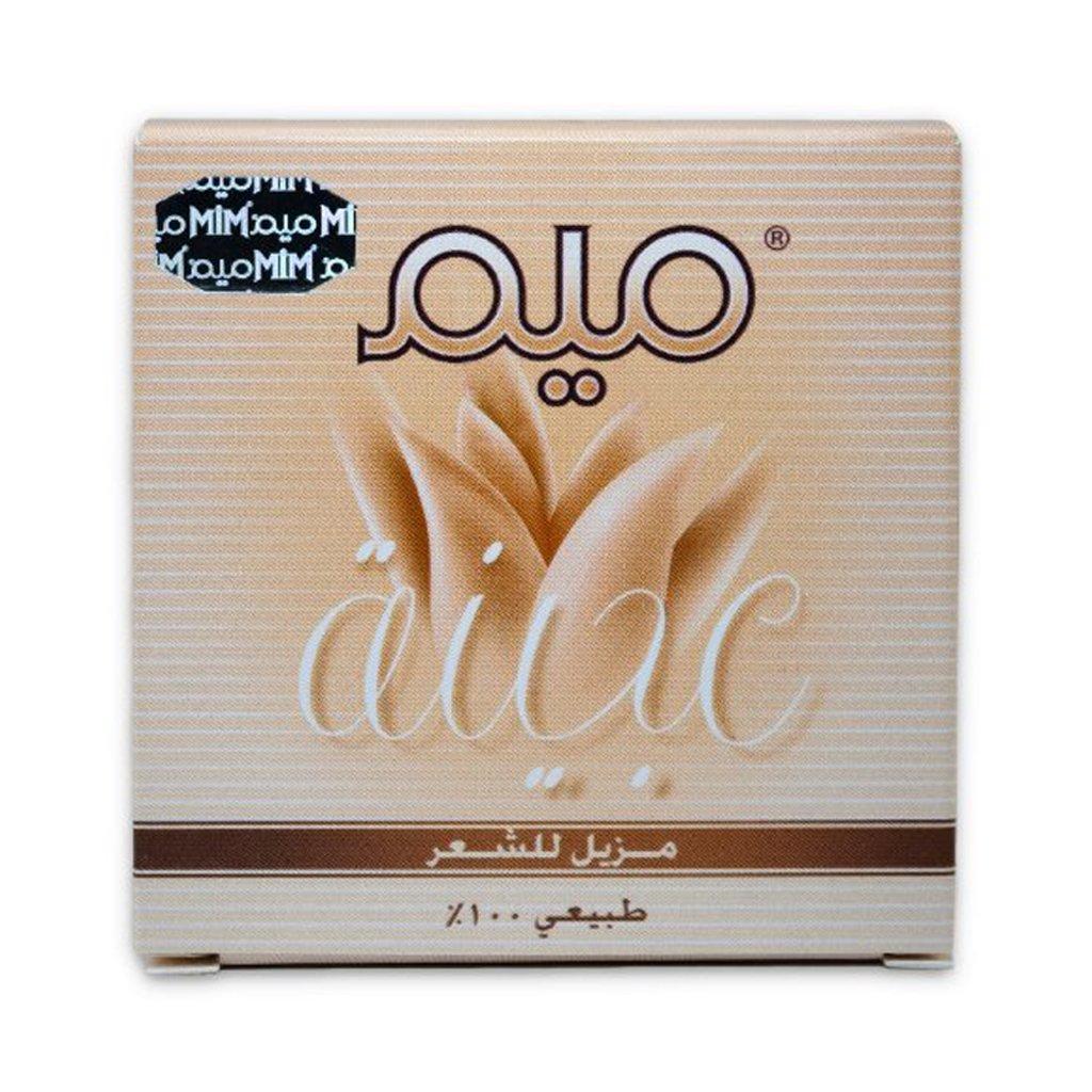 Mim Sweet Sugar Sugaring Wax Paste Hair Removal Natural 90gr