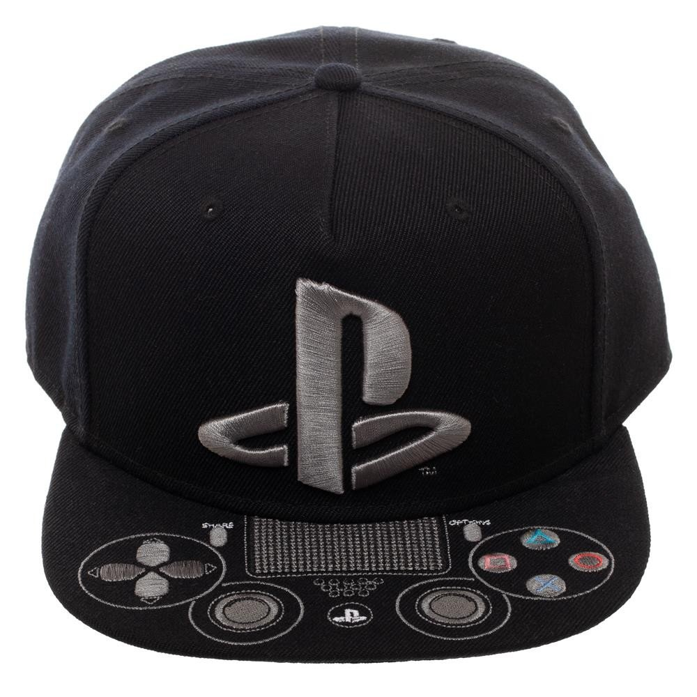 a8b9e7eaaa997 Playstation Logo Controller Video Game Men s Hat at Amazon Men s Clothing  store