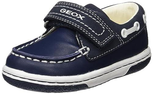 57929c07 Geox B Flick Boy C, Mocasines para Bebés, Azul (Navy/whitec4211), 23 EU:  Amazon.es: Zapatos y complementos