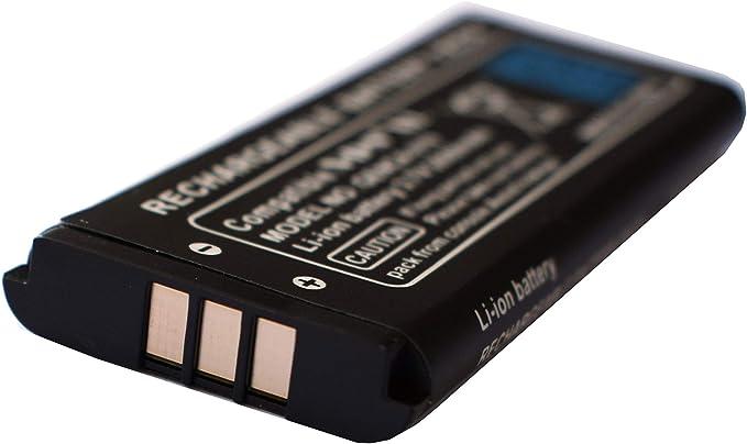 ConsolesandGadgets ® - Nintendo DSi XL Rechargeable Battery [Importación Inglesa]: Amazon.es: Videojuegos