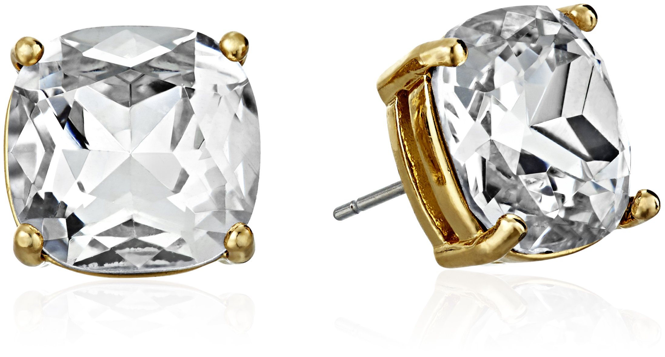 kate spade new york''Essentials'' Small Square Stud Earrings