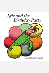 Lyle and the Birthday Party (Lyle the Crocodile) Kindle Edition