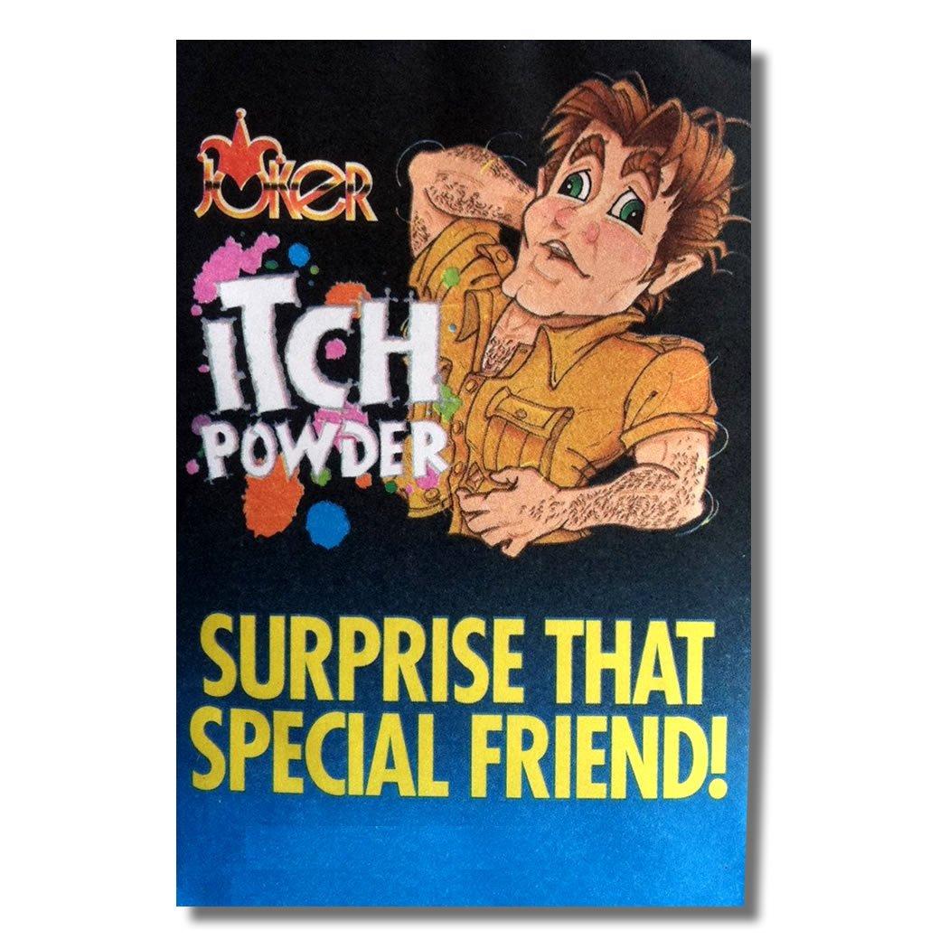 Funnyman Jokes Itching Powder - Practical Joke Prank