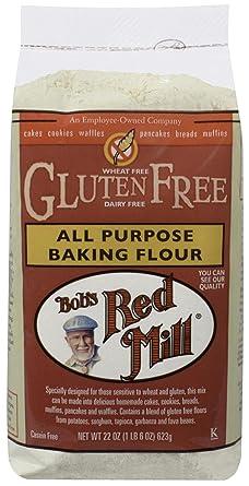 Bobs Red Mill – Molinillo para hornear harina multiusos ...