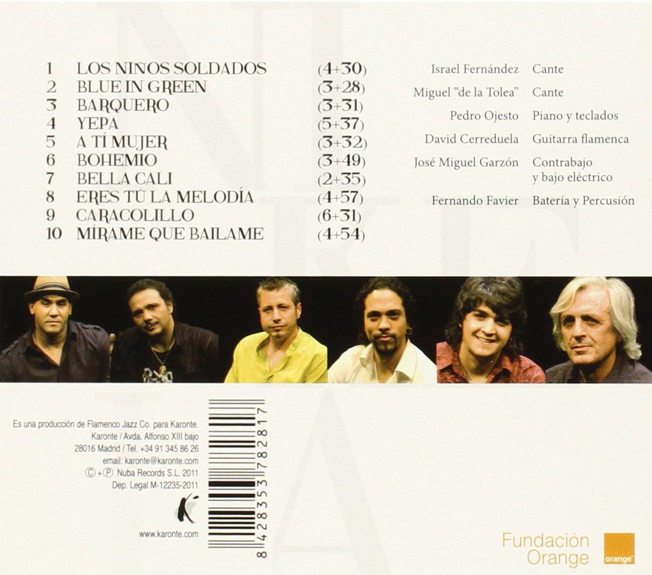 Nikela: Flamenco Jazz Company: Amazon.es: Música