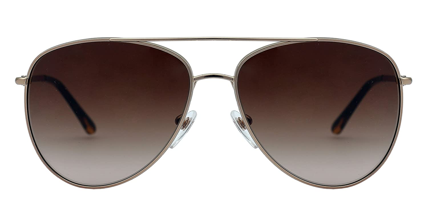 12f2175a93f96 Burberry Aviator Sunglasses (Gold) (Be 3072 1189 13)  Amazon.in  Clothing    Accessories
