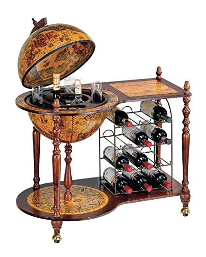 Sensational Tre Esse Firenze Bar Globe Made In Italy Drinks Cabinet Home Interior And Landscaping Eliaenasavecom
