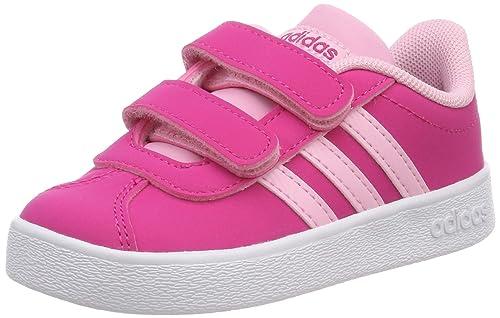 I adidas Court 2 Fitnessschuhe Jungen 0 Baby Vl CMF reBCoxdW