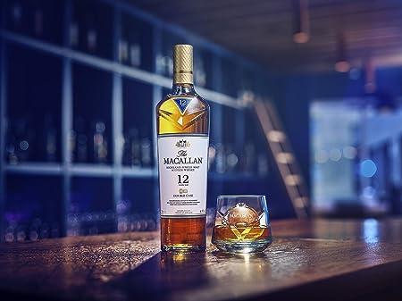 Macallan Double Cask 12 Años Single Malt Whisky Escoces, 40% - 700 ml