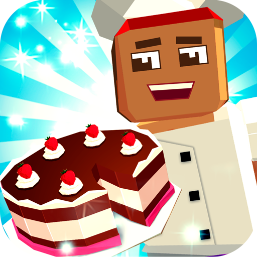 Cupcakes Cooking Bakery - Chef Town