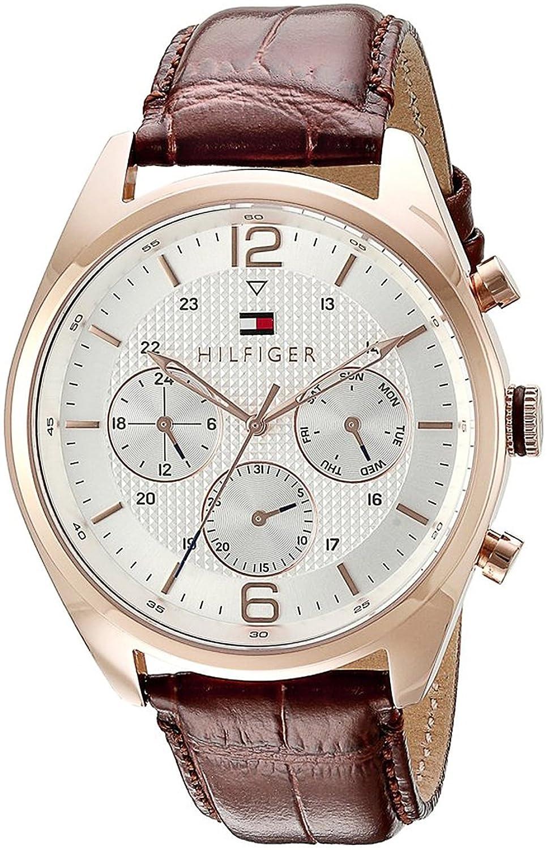 (トミーヒルフィガー) Tommy Hilfiger 腕時計 CORBIN 1791183 メンズ [並行輸入品] B0791HJ8FB