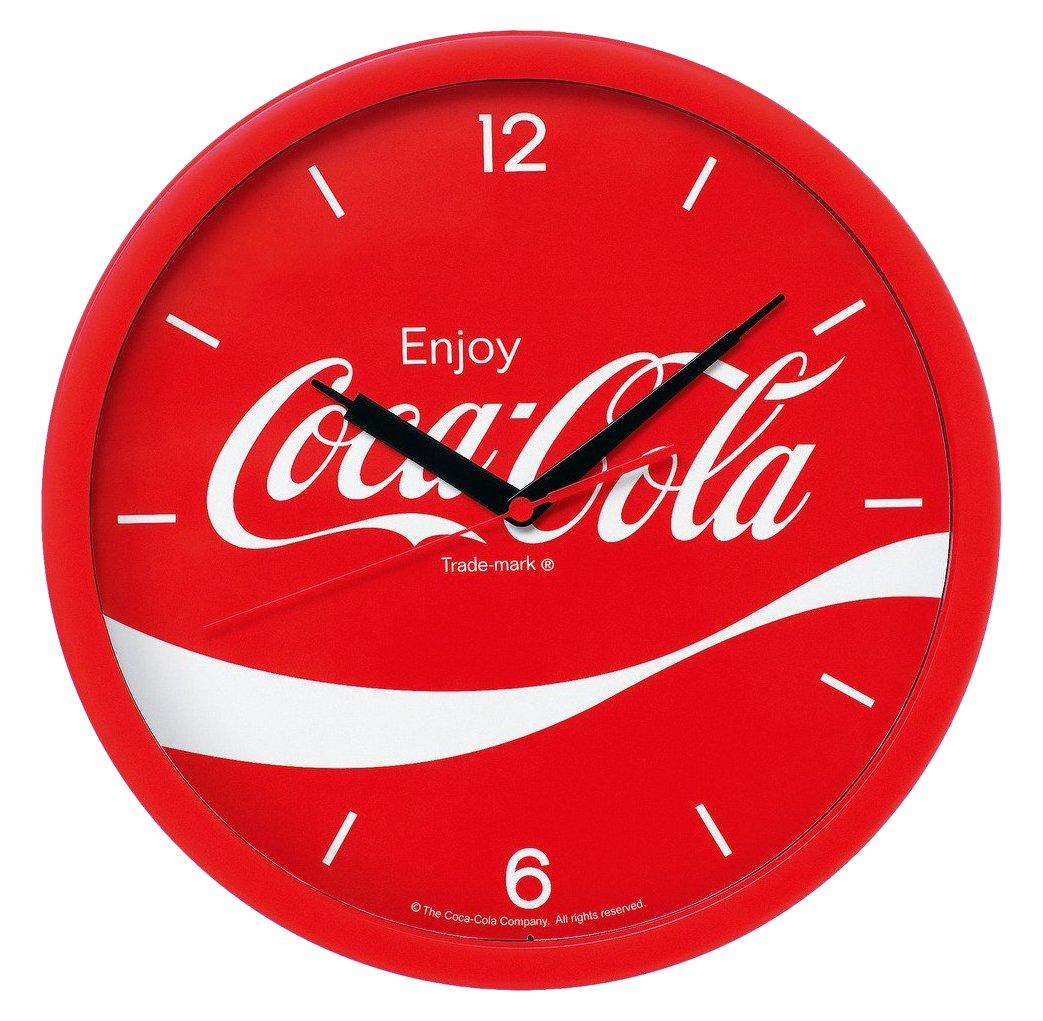 コカコーラ×セイコー クロック 掛け時計
