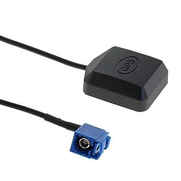 More Power - Antena GPS con Conector Fakra, Adaptador C con ...