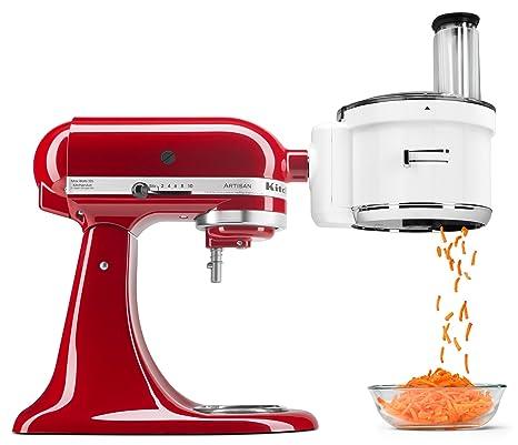 amazon com kitchenaid ksm1fpa food processor attachment kitchen rh amazon com