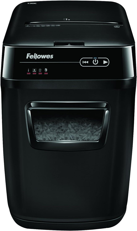 Fellowes® AutoMax™ 100M Automatischer Aktenvernichter Mini-Cut