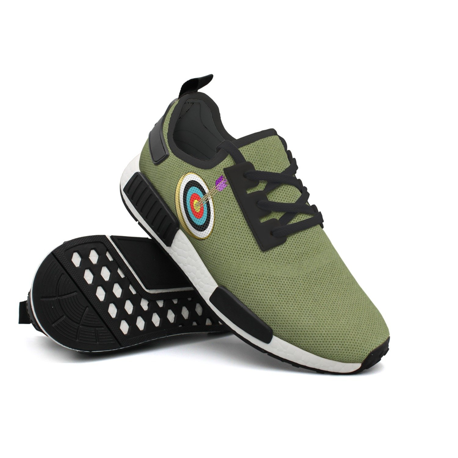 2073dc049b9295 Amazon.com  YCFTA Arrows And Target Clip Art Women Casual Shoes Canvas  Sports Spring Gym  Sports   Outdoors