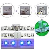 Kabenjee 10X SMD5050 RGB LED Strip Light 4 pin