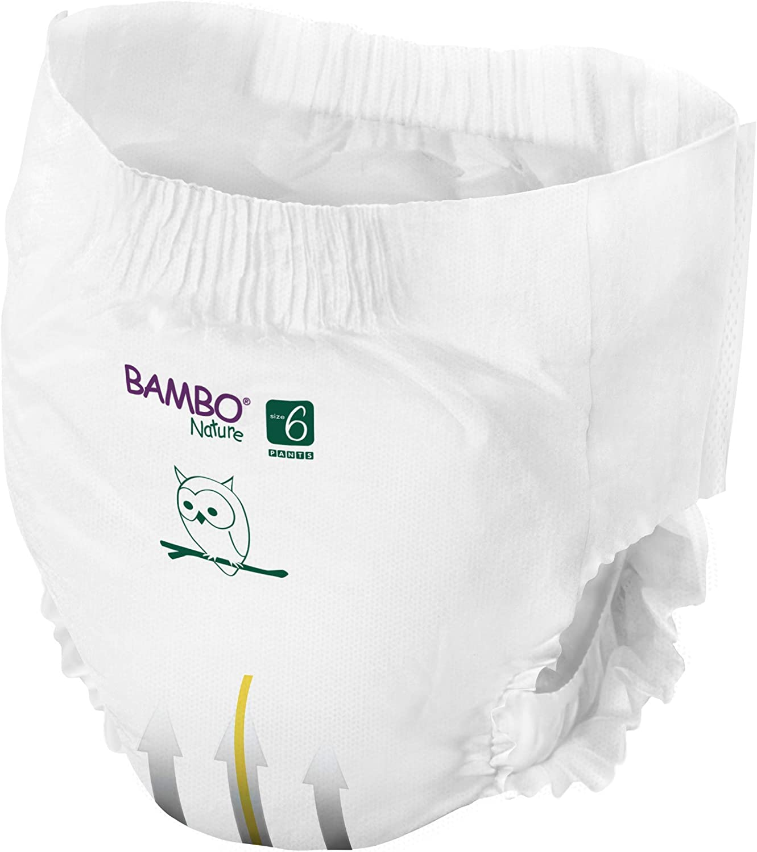 Bambo Nature Premium Pantalones de entrenamiento
