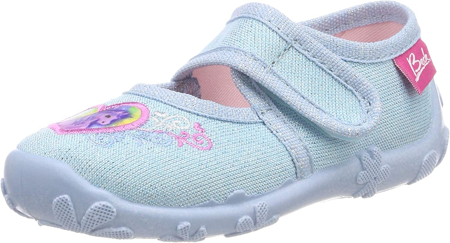 Beck Rainbow Chaussons Bas Fille