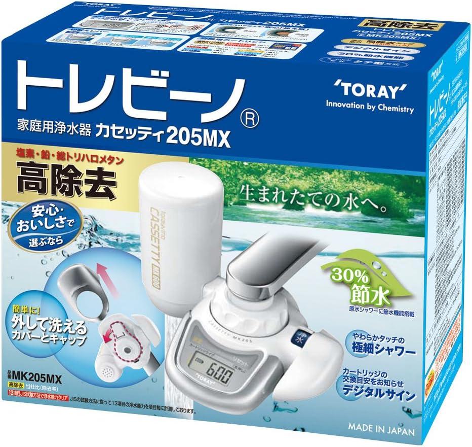 Toray Faucet direct attachment type water purifiertorebinokasetti 205MX MK205MX Japan used like n