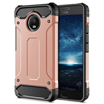 finest selection 45e2a 51acf Motorola Moto C Plus Phone Case, TERF Moto C Plus Case Cover - Shockproof  Rugged Bumper Tough Armor Dual Layer Hybrid Hard Beck Sell Case Cover For  ...