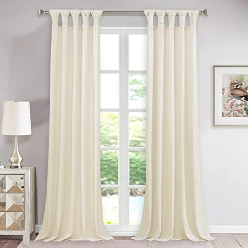 StangH Velvet Curtains 108 inches Long