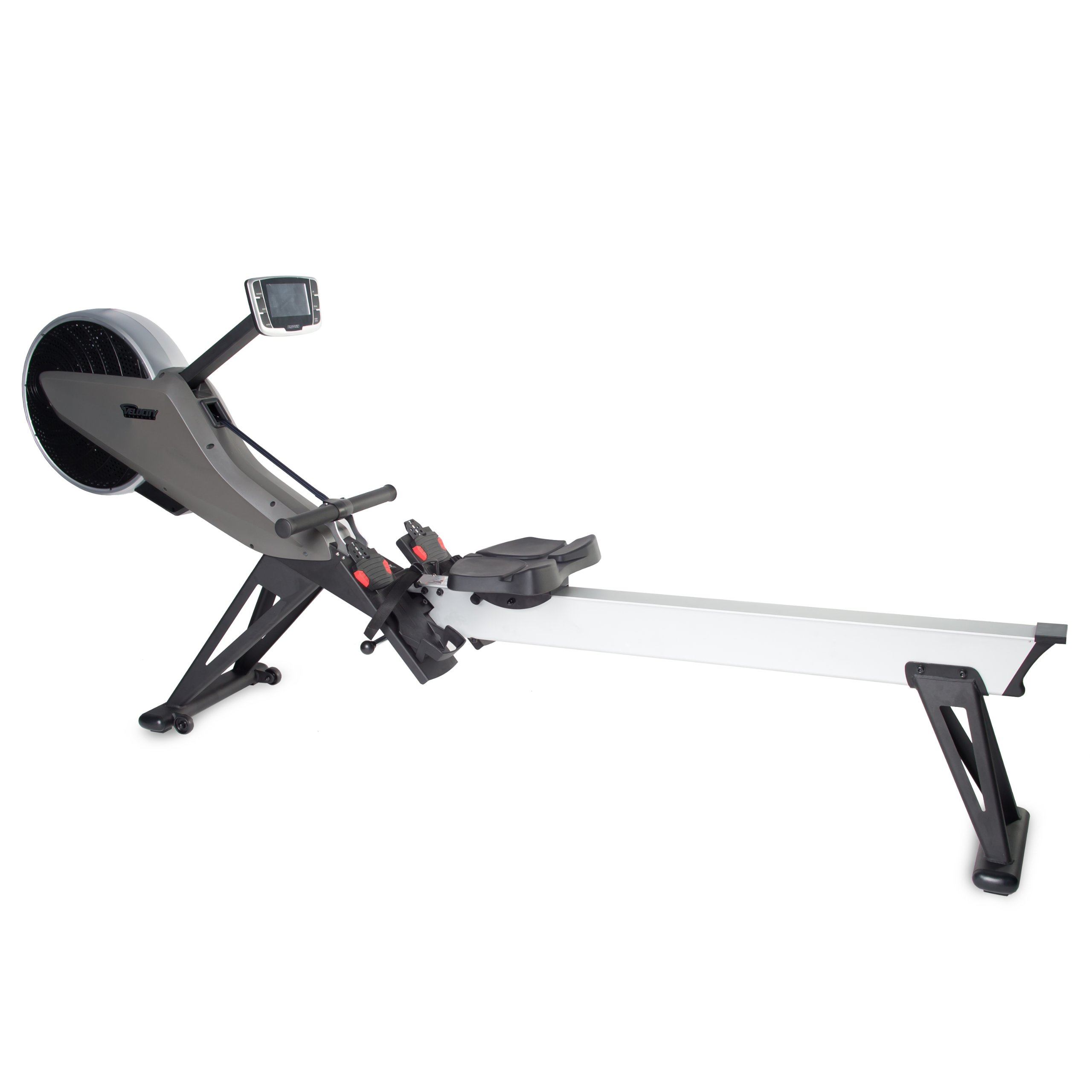 Velocity Exercise Vantage Programmable Air Magnetic Rower by Velocity Exercise