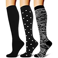 Compression Socks for Women and Men - Best Medical,for Running, Athletic, Varicose...