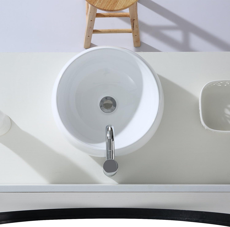 Cuisines et salles de bain Eridanus Série MALIE B Vasque à Poser ...