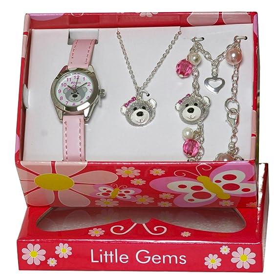Ravel R2224 - Reloj de pulsera niña, plástico, color rosa: Amazon.es: Relojes