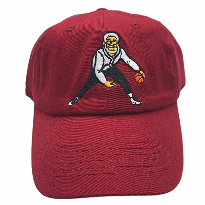 qifang liu Uncle Drew Kyrie Baseball Cap Embroidered Dad hat Adjustable  Snapback Red  Amazon.ca  Clothing   Accessories 5fb211abae8