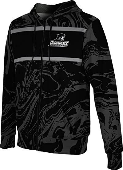 Providence College Girls Zipper Hoodie School Spirit Sweatshirt Ripple
