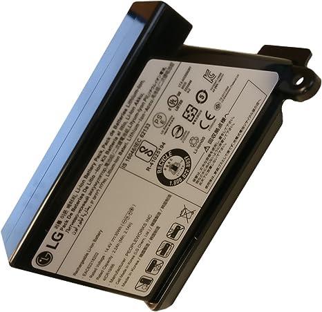 Batería recargable – Robot aspirador – LG: Amazon.es: Grandes electrodomésticos