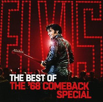 Best Elvis Impersonator 2019 Presley Elvis   Elvis: '68 Comeback Special: (50th Anniversary Edt