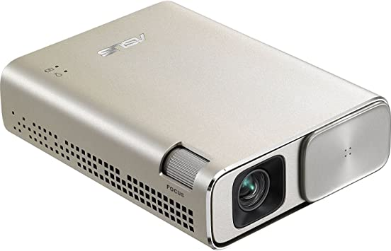 Amazon.com: ASUS ZenBeam Proyector LED, 150 lúmenes, batería ...
