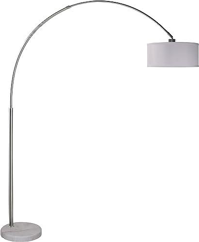 Brinley Home City Lights Modern Arch 81 inch Floor Lamp