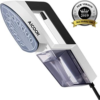 Aicook 2-in-1 Handheld Garment Steamer and Iron