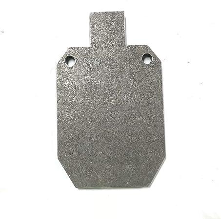 "AR500 Steel Target Gong 1//4/"" X 4/"""