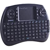 Mini Wireless Keyboard and Mini Keyboard with Touchpad Built in British Layout for Android TV Box and Raspberry Pi KP-810-21S