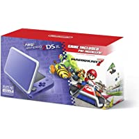 Nintendo 2Ds XL - Roxo + Jogo Mario Kart 7