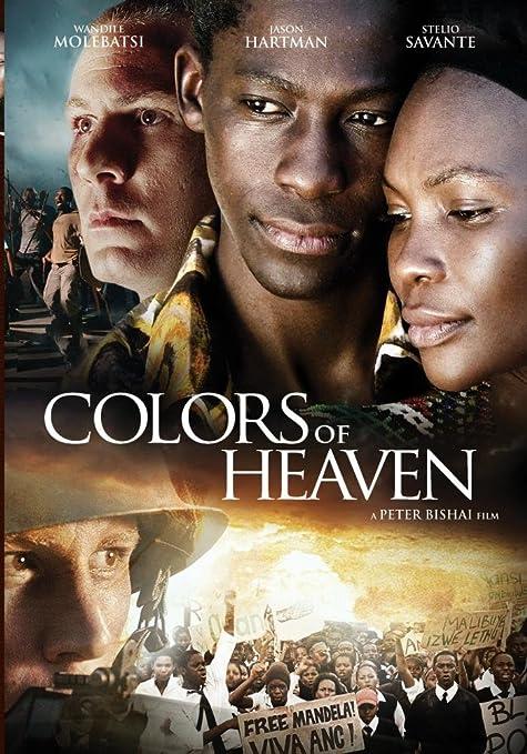amazon com colors of heaven wandile molebatsi jason hartman