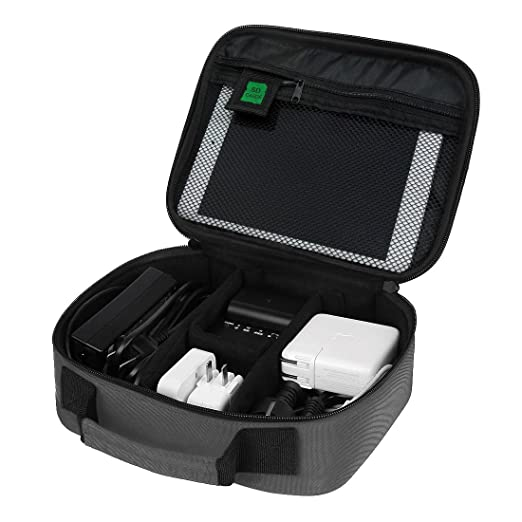 56 opinioni per BAGSMART Custodia da Viaggio Universale per Dispositivi Elettronici e Accessori