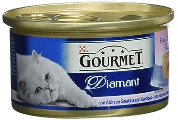 Gourmet - Diamant con Atún y Gambas, 85 g