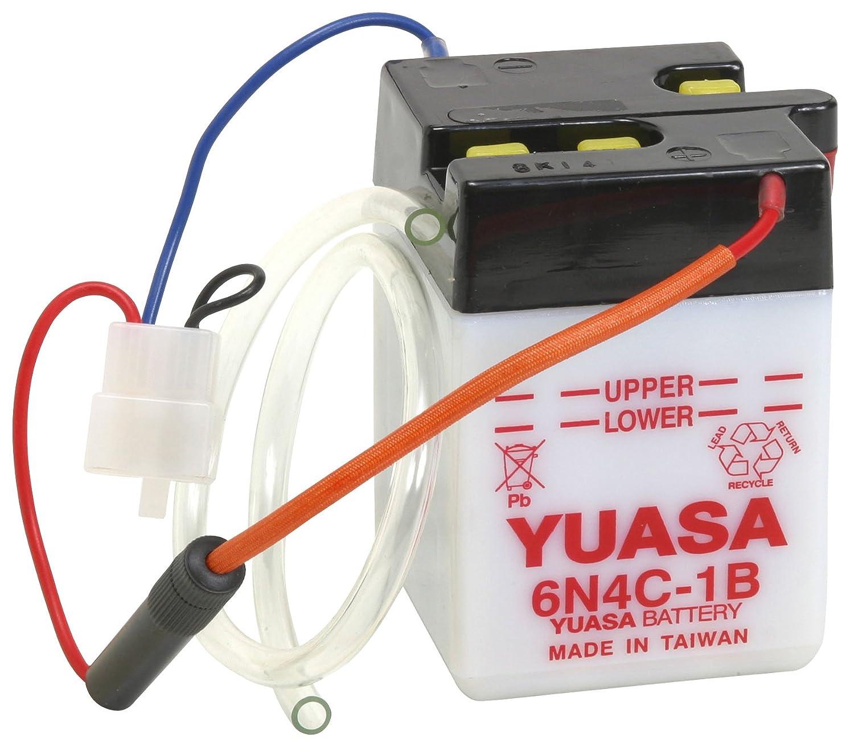 Yuasa YUAM26C4B 6N4C-1B Battery