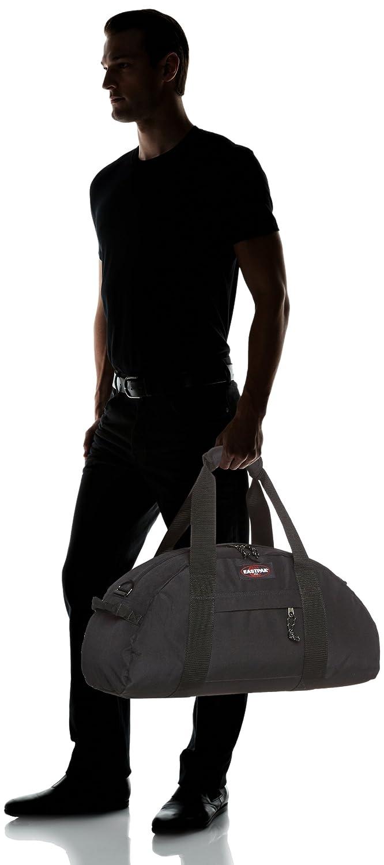 Eastpak Black Stand 32 Litre Duffel Bag Default Padded Pakamp039r Backpack Quilt Sunday Sports Outdoors