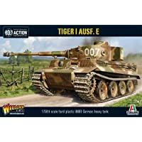 Warlord Games WGB-WM-508, Tiger I Ausf.E, Bolt Action