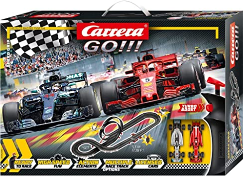 Carrera- Speed Grip Circuito Completo de Coches, Multicolor ...