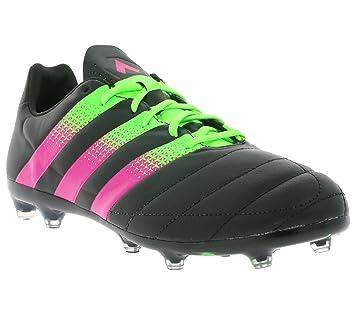 big sale 31044 12601 adidas Ace 16.2 FG AG Botas de fútbol – Adulto – Core Negro Solar