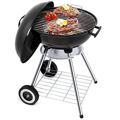 Beau Jardin Portable Charcoal Grill